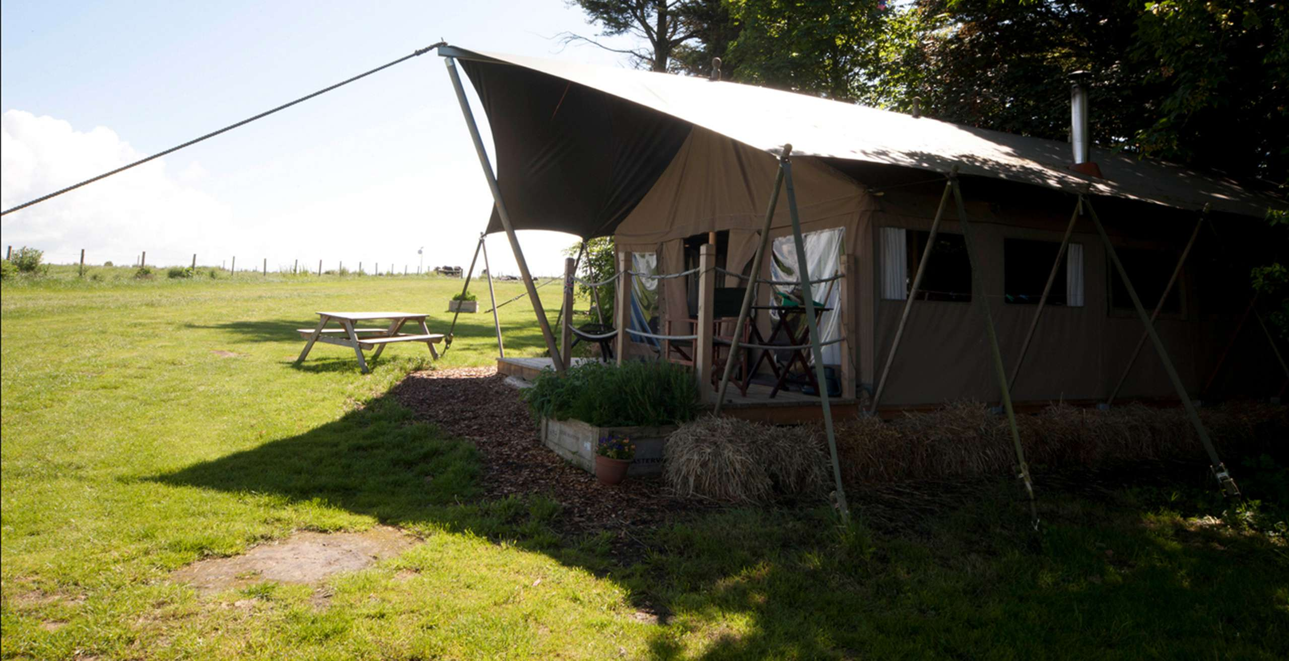 Toms Eco Lodge Safari Tents