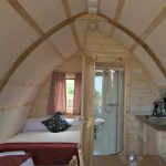 Inside the Eco Pod