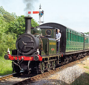the isle of wight steam railway family days