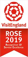 Visit England Rose Award 2019