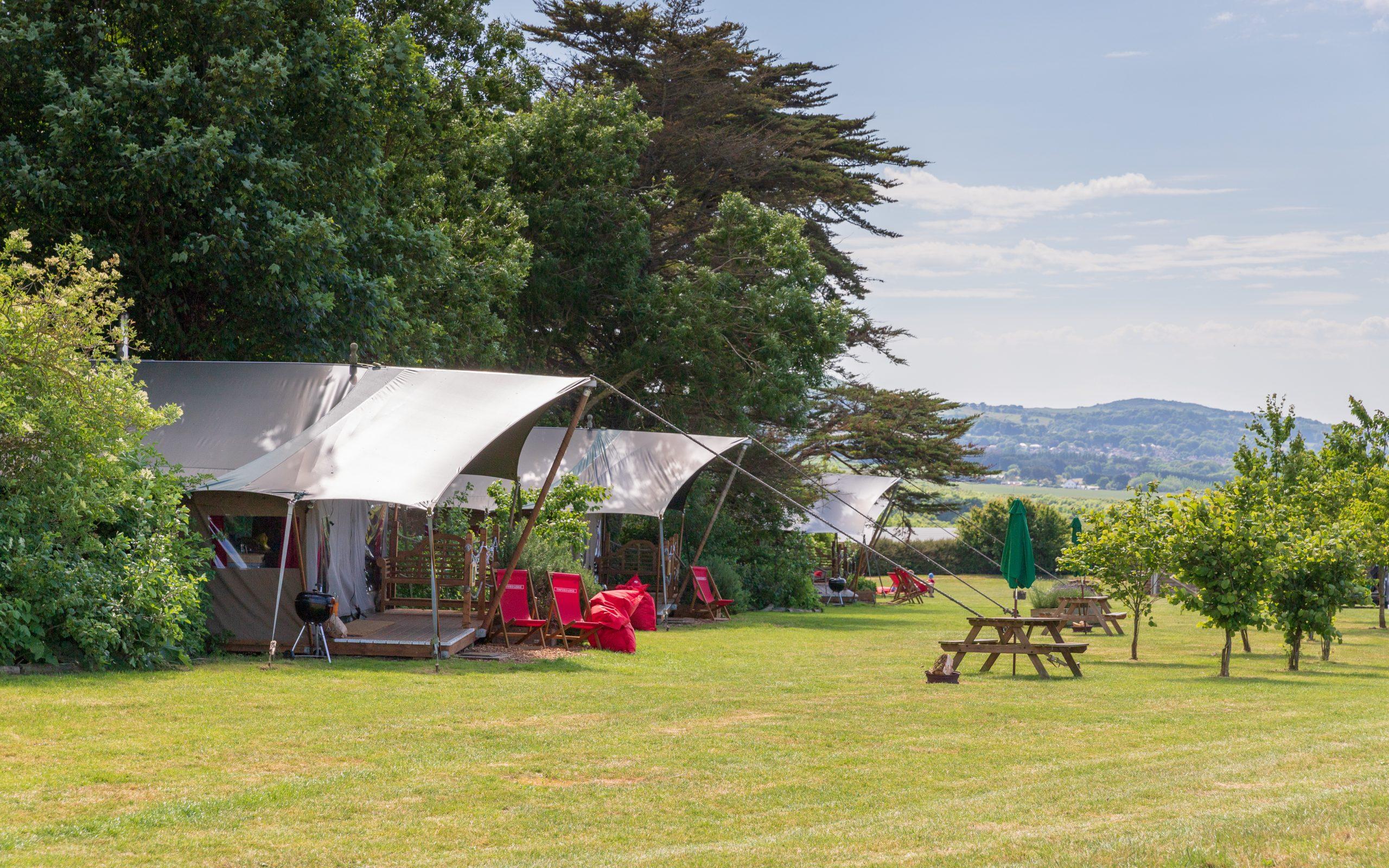 Tom's Eco Lodge luxury safari tents